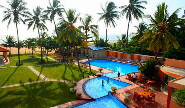 Sri Lanka hotel