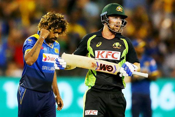 Lasith Malinga vs Australia