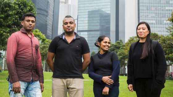 Supun Kellapatha family