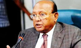 Bangladesh's Commerce Minister Tofail Ahmed