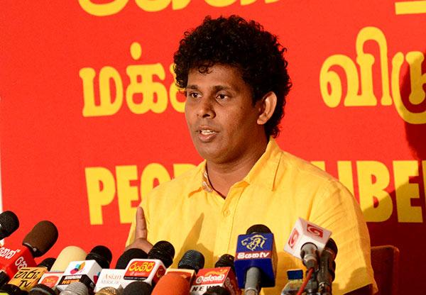 Wasantha Samarasinghe - JVP