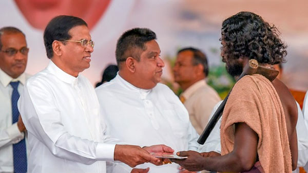 Deranabisheka Ceremony