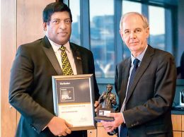 Ravi Karunanayake gets The Banker's title as Best Finance Minister of Asia Pacific