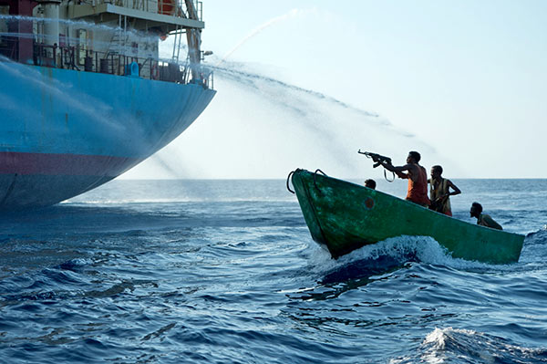 Piracy and Sea Robbery Situation in Asia in July 2018
