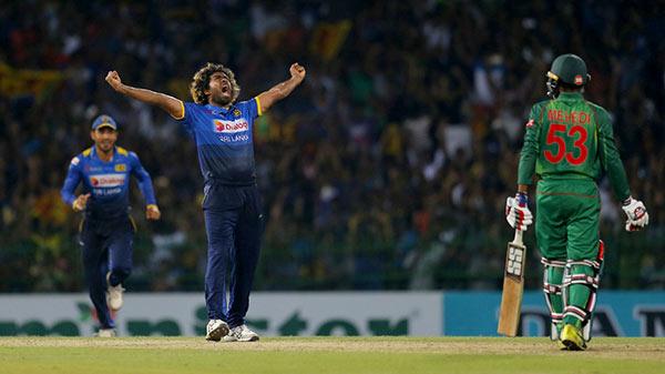 Lasith Malinga T20 hat-trick
