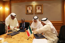 Kuwait, Sri Lanka sign loan deal
