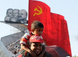 JVP May day