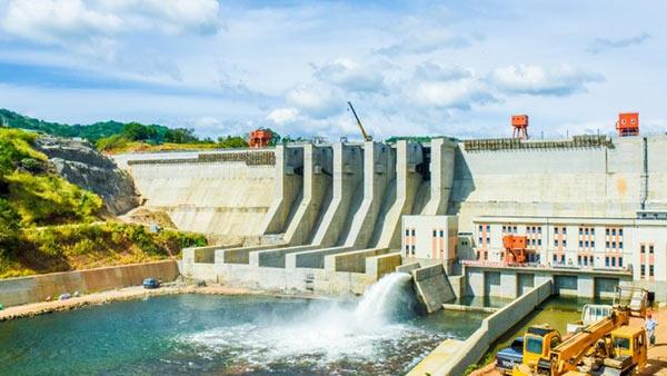 Moragahakanda hydro-electricity plant