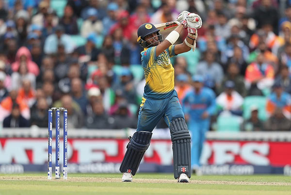 Sri Lanka Cricketer Kusal Mendis