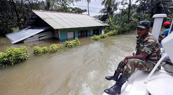 Sri Lanka flood disaster