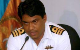 DKP Dassanayake - Former Navy Spokesman