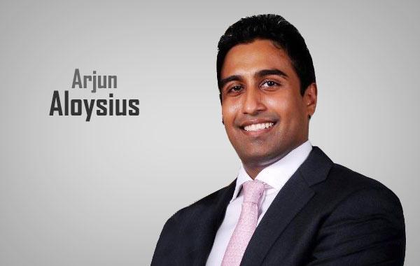 Arjun Aloysius