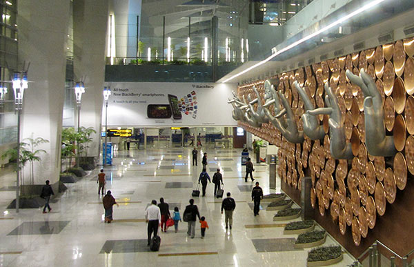 Indira Gandhi International Airport - Delhi