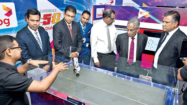 Dialog 5G Sri Lanka