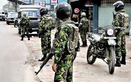 STF - Special Task Force - Sri Lanka