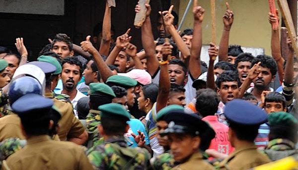 Anti Rohingya in Sri Lanka