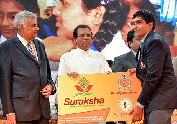 Suraksha health insurance scheme