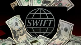 SWIFT dollars