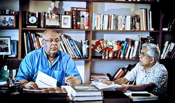 Mangala Samaraweera prepares budget