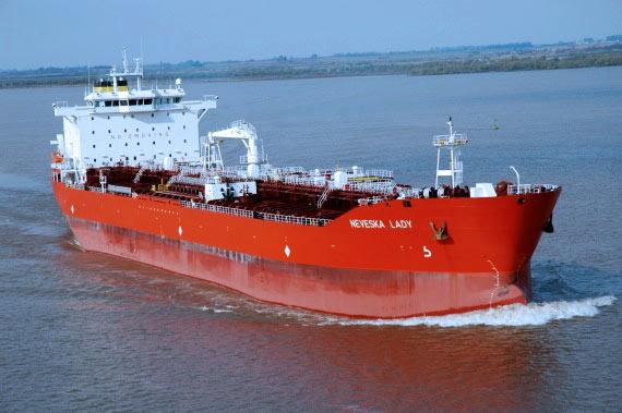 Neveska lady ship