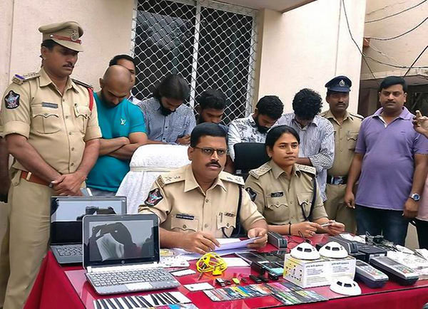 ATM card cloning gang with Sri Lanka, Mumbai links nabbed