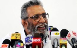 Mahinda Deshapriya - Elections Commissioner of Sri Lanka