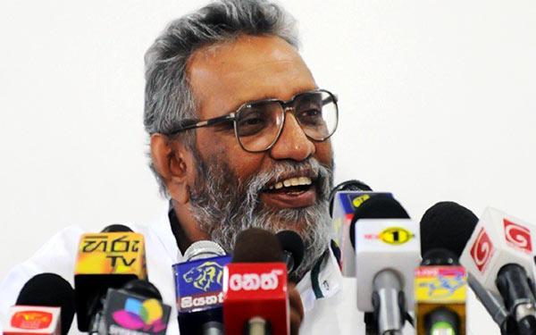 Mahinda Deshapriya - Elections Commissioner of Sri Lanka