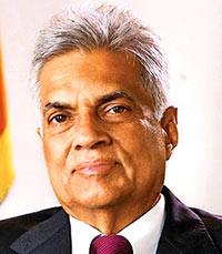 Ranil Wickremasinghe small