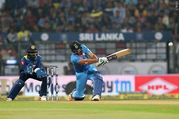 Rohit Sharma vs Sri Lanka cricket