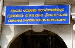 CID Sri Lanka
