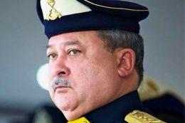 Johor Ruler sultan