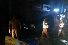 Ampara clash in Sri Lanka