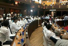 Cabinet reshuffle in Sri Lanka