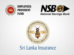 EPF NSB and SLIC Sri Lanka