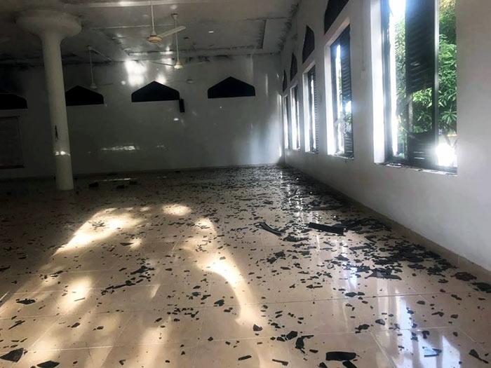 Muslim Sinhala clash in Ampara Sri Lanka