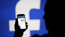 Facebook mobile user