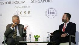 Invest Sri Lanka forum in Singapore