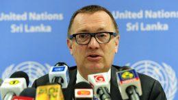 Jeffrey Feltma - UN