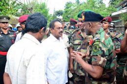 Mahesh Senanayake - Army Commander
