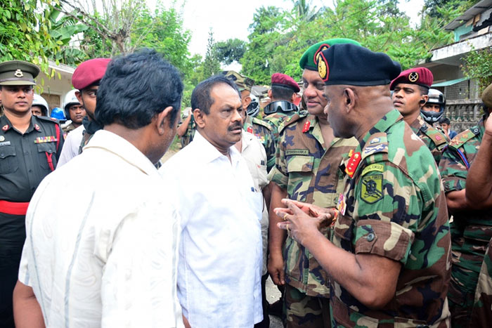 Mahesh Senanayake - Army Commander