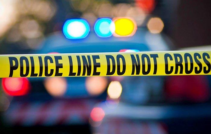 Police line do not cross - Crime