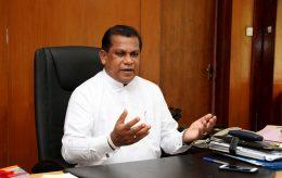Minister Ranjith Madduma Bandara