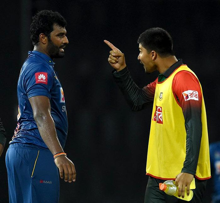 Bangladesh Get Away With Slap On The Wrist Latest Sri