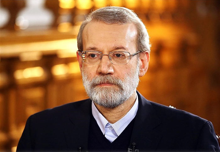 Ali Larijani - The Iranian Parliament Speaker