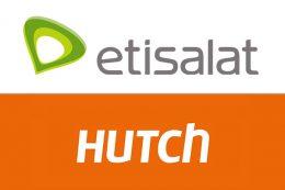 Etisalat and hutch in Sri Lanka