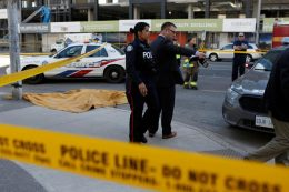 Toronto police investigates