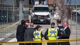 Toronto van attack