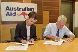 Australian aid to Sri Lanka