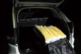 Heroin worth Rs. 1248 million seized in Sri Lanka