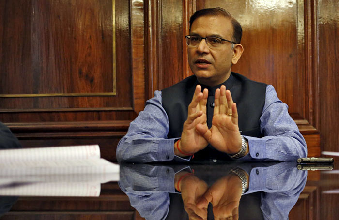 India Minister Jayant Sinha